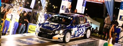 43rd Edition of the Rally Islas Canarias launched at Parque Santa Catalina