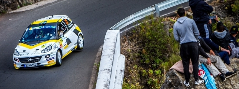 Rally Islas Canarias opens its entries period