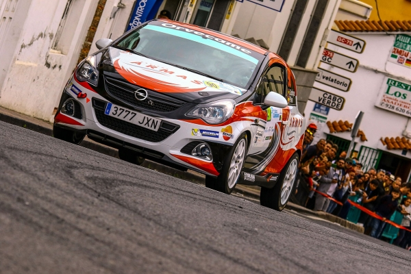 The Canary Islands Rally, the test with the greatest impact of the FIA ERC 2017
