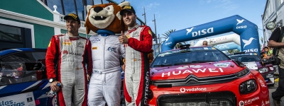 Rally Islas Canarias reopen its entries period for its 44th edition